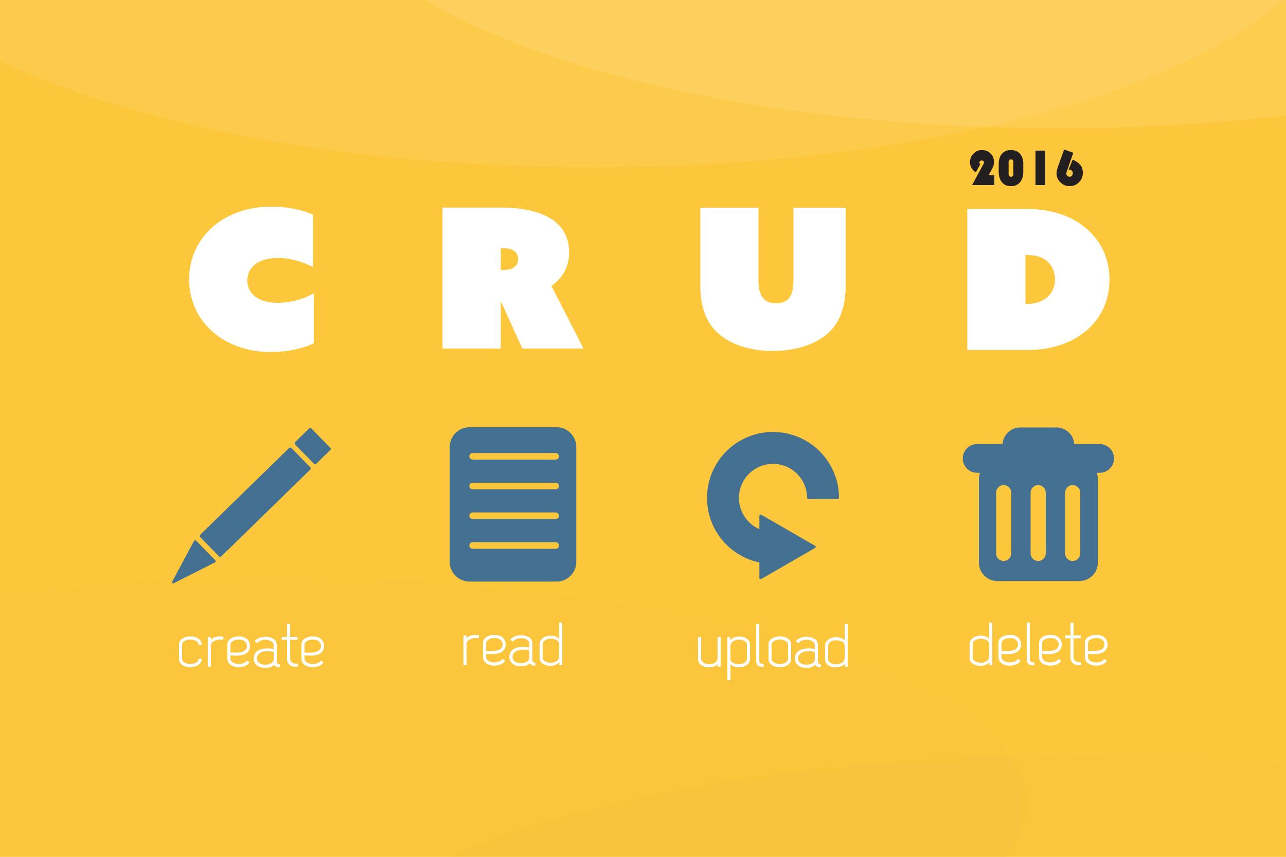 Crud2016